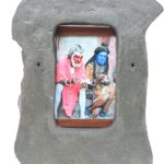 The Photo Frame in Fibre Glass, 50*3.5*23 Inches