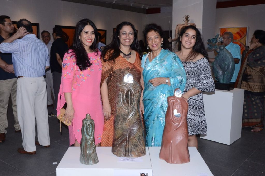 At the India Habitat Centre